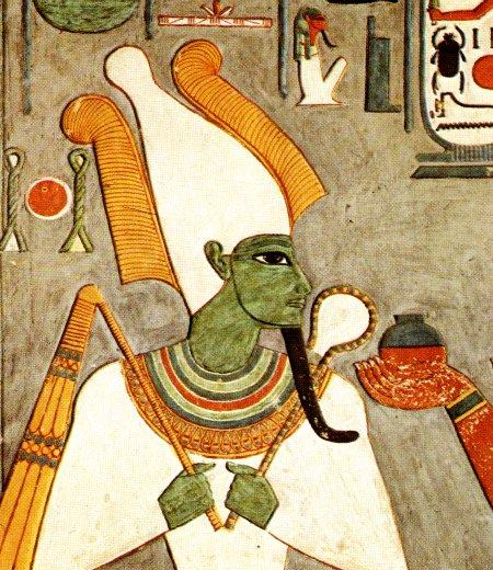Царство бога Осириса - Религия - Статьи - История и мифы Египта